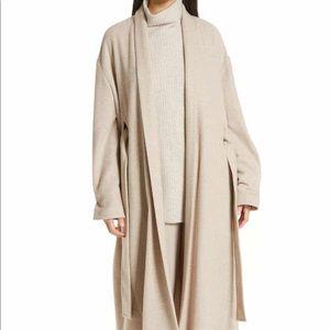 Brand new Vince shawl collar coat